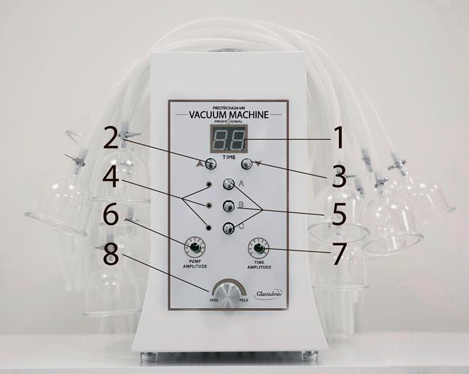 аппараты для вакуумных банок